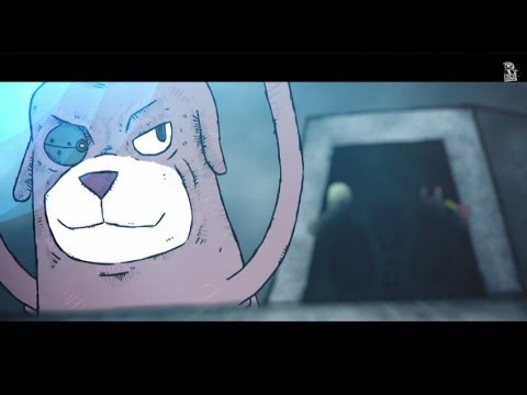 Dance Gavin Dance - Death of the Robot with Human Hair (Official Music Video)