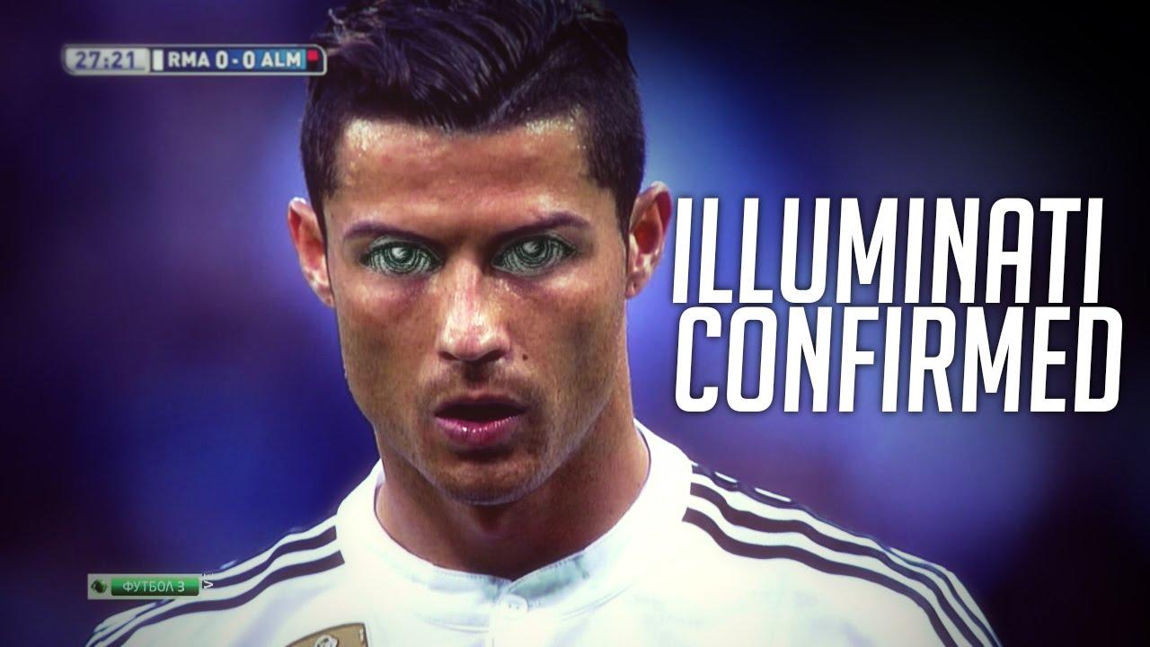 Cristiano Ronaldo is Illuminati Confirmed