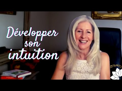 comment d velopper son intuition interview de vanessa mielczareck youtube. Black Bedroom Furniture Sets. Home Design Ideas