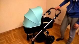 Обзор детской коляски 2в1