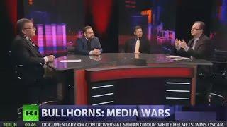 CrossTalk Bullhorns  Media Wars
