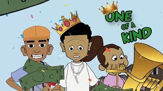 Lil Ron Ron - One of A Kind 👑  (Official Video)