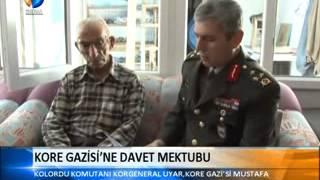 Kore Gazisi'ne Davet Mektubu / Kanal Fırat