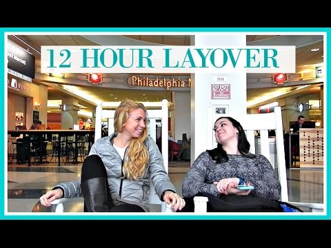 How to Spend 12 Hours in the Philadelphia Airport