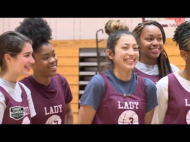 Heights Girls Basketball - Team of the Week