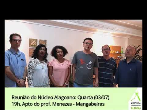 Núcleo Alagoano fará reunião para definir ato do 17 de Julho