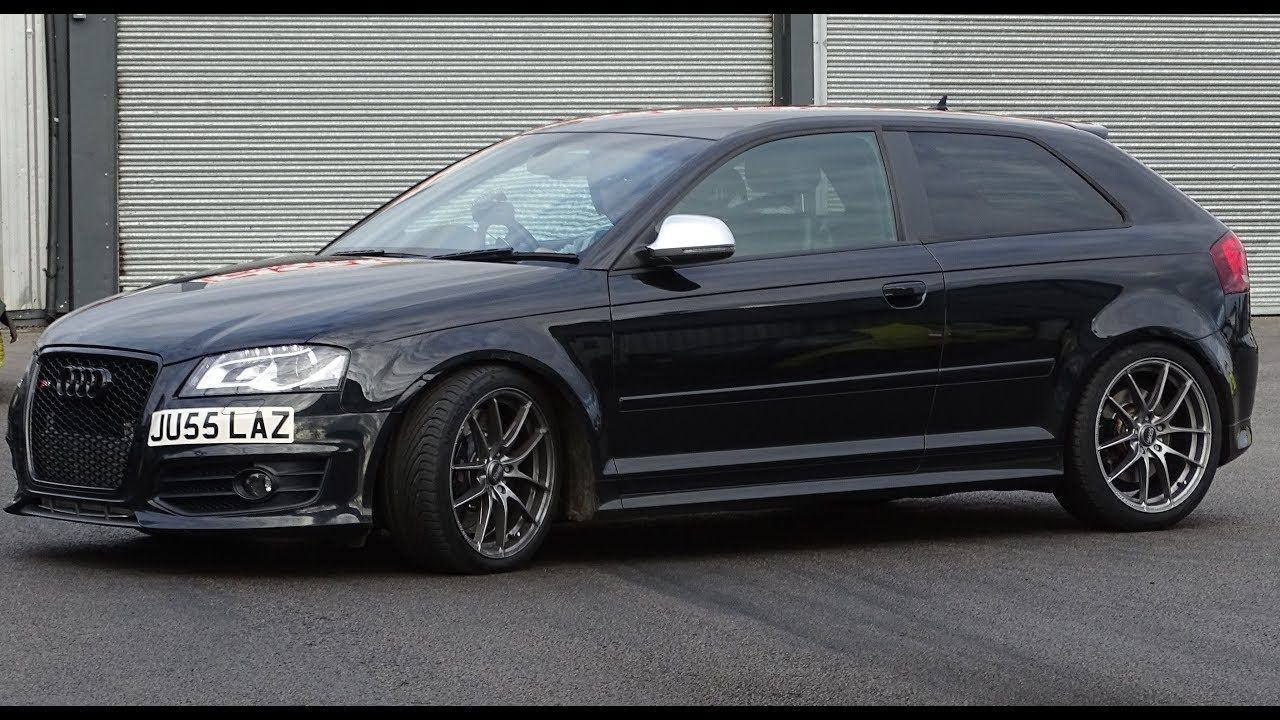 560bhp audi s3 8p tfsi 1 4 mile 129mph youtube. Black Bedroom Furniture Sets. Home Design Ideas