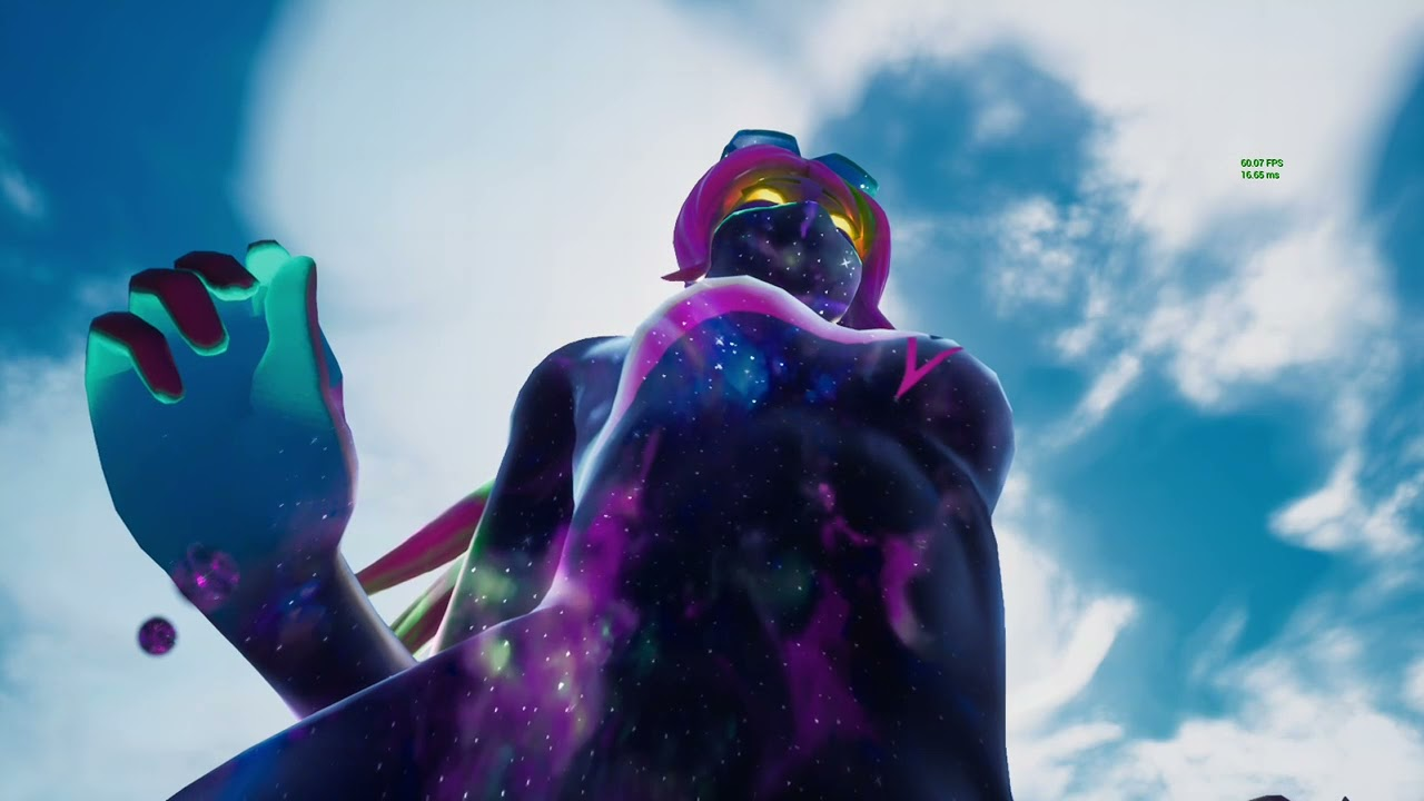 Ms big ass 65 Fortnite Galaxia Boobs And Ass Showcase Youtube