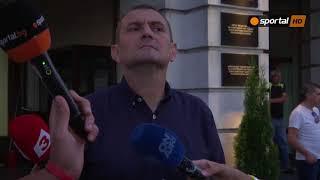 Златомир Загорчич: Искам всеки един мач да се играе като този