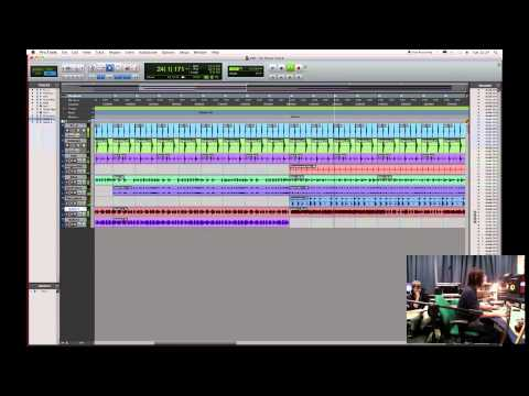 Pro Tools sequencing tutorial