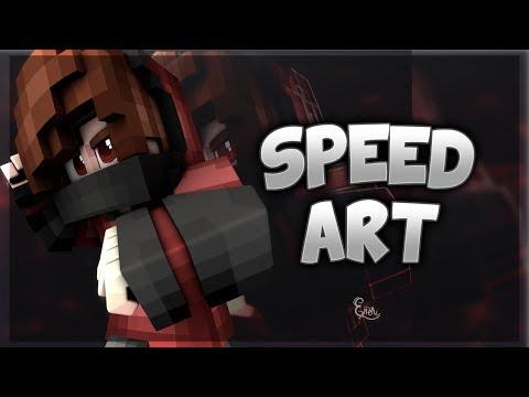Minecraft PP SpeedArt - CesarGraphics - [14] ft.ItzNexor