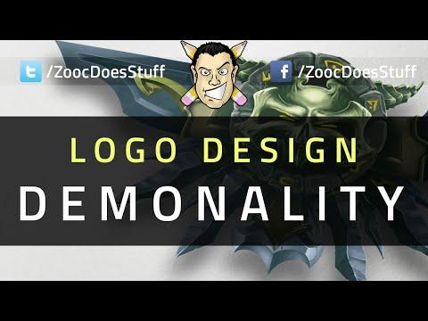 Zooc's Logo Designs - Demonality
