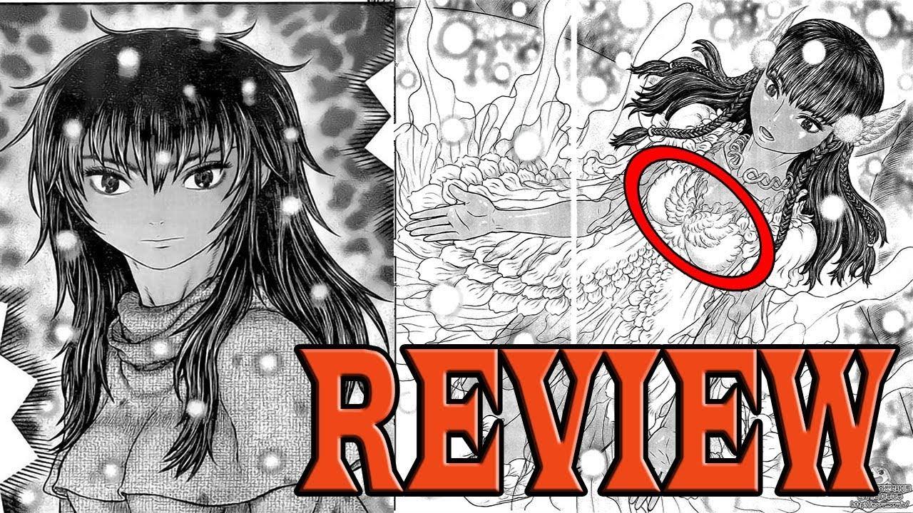 berserk chapter 355 in depth review youtube