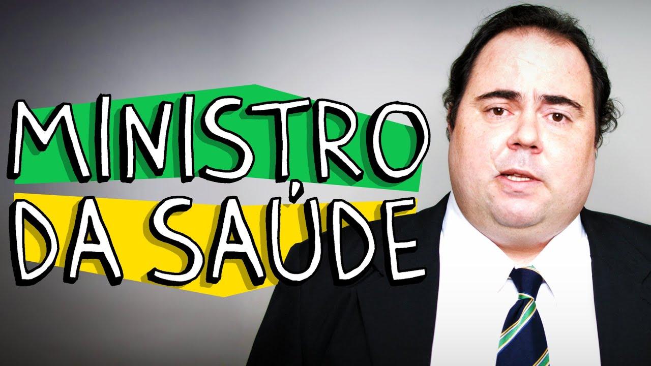 MINISTRO DA SAÚDE - YouTube