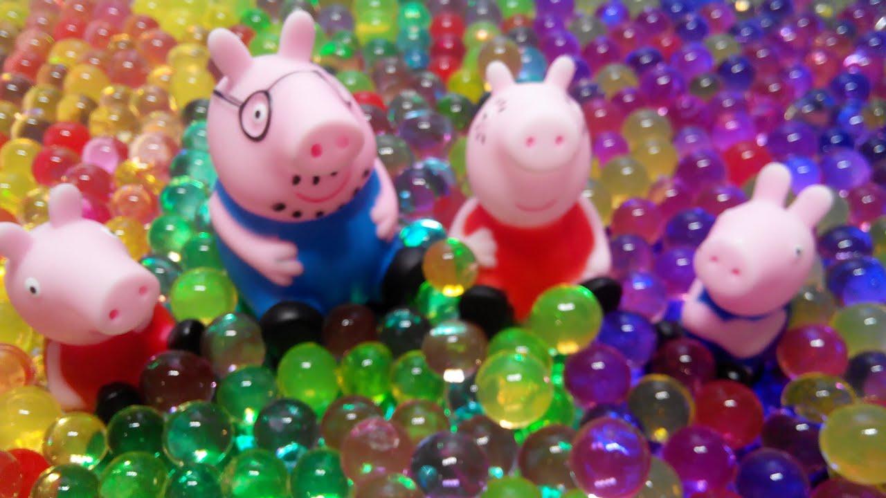 свинка пеппа мультфильм онлайн все серии подряд 2014