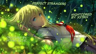 Jonas Blue - Perfect Strangers - Nightcore