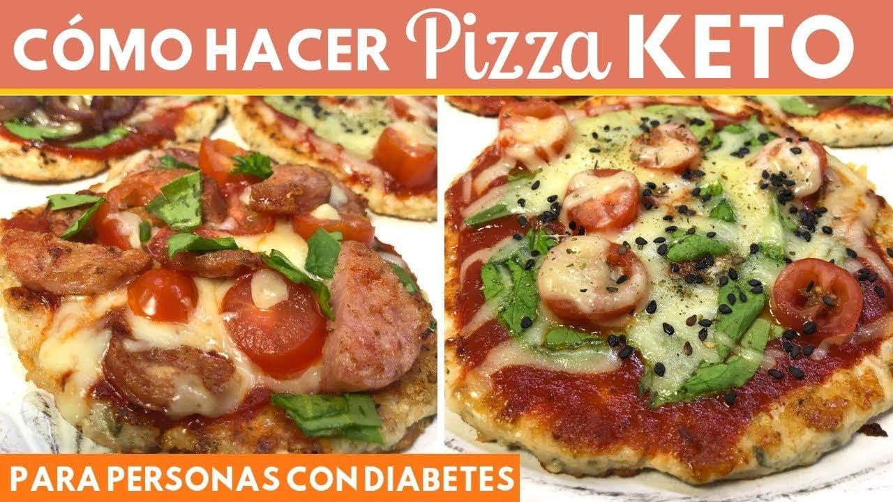 diabetes 2 y pizza