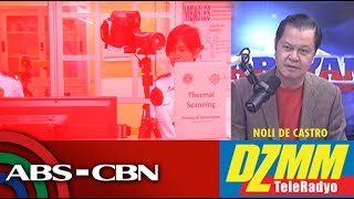 Philippines awaits WHO guidance on China travel restriction as new virus spreads | DZMM