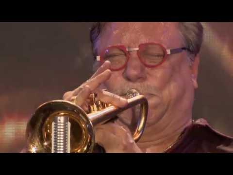 Arturo Sandoval & Kemuel Roig solo on Cherokee (Alfa Jazz Festival 2016)