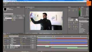 Tutorial After Effects: Interfaz virtual Iron Man