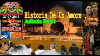 Historia De Un Amore :  Adinda Dewi