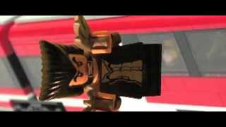 Lego the Wolverine trailer 2013