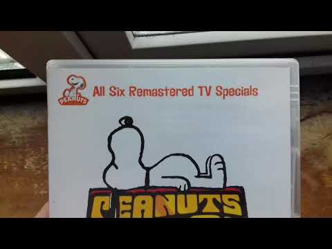 Peanuts 1960's Collection DVD Overview