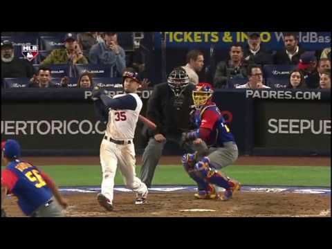 Venezuela vs USA: 2017 World Baseball Classic
