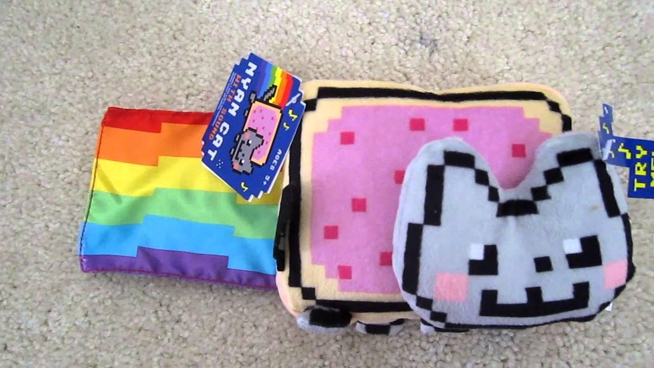 Nyan Cat Cuddly Toy