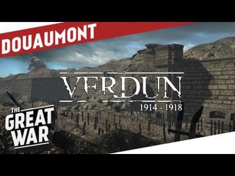 Visting Fort Douaumont with THE GREAT WAR YouTube channel