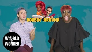 Provincetown: BOBBIN' AROUND with Bob the Drag Queen and Luis!