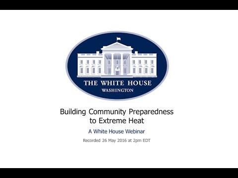 Building Community Preparedness to Extreme Heat