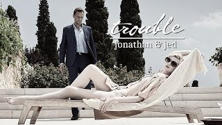 trouble ➵ the night manager {jonathan/jed}