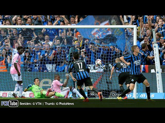 2014-2015 - Jupiler Pro League - 06. Club Brugge - RSC Anderlecht 2-2