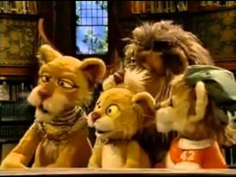 Between The Lions episode 28 The Fox and the Crow