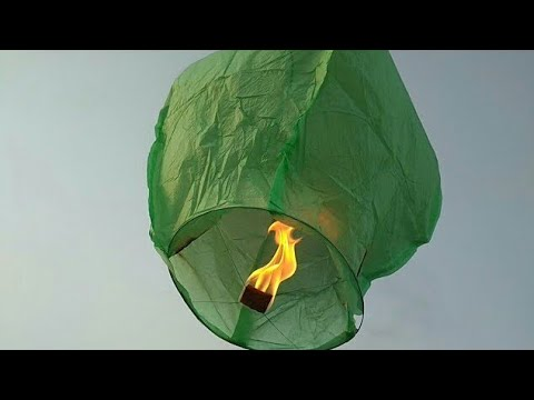 How To | Prepare And Launch Sky Lanterns