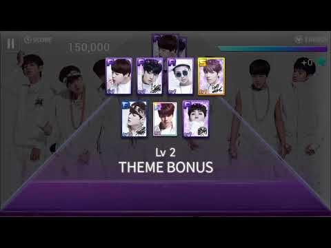 SUPERSTAR BTS | OUTRO: LUV IN SKOOL (Hard)