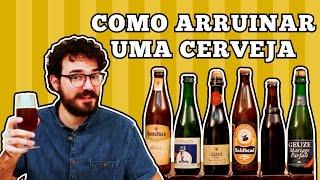 Como Estragar Cerveja EP #36 - 1 2 3, Cerveja!