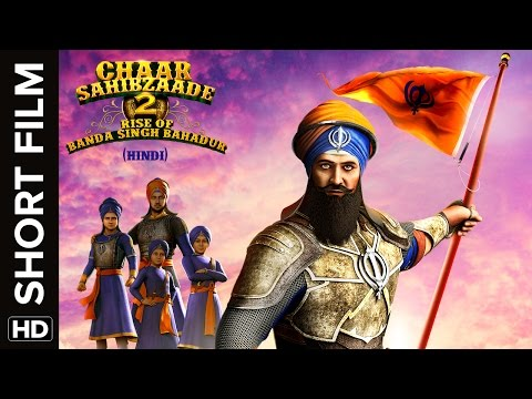 Chaar Sahibzaade 2: Rise Of Banda Singh Bahadur | Hindi Short Film | Full Movie Live On Eros Now