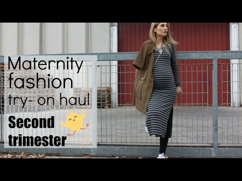 Download Youtube: MATERNITY FASHION TRY ON HAUL (SECOND TRIMESTER) | HOW TO STAY FASHIONABLE IN PREGNANCY!