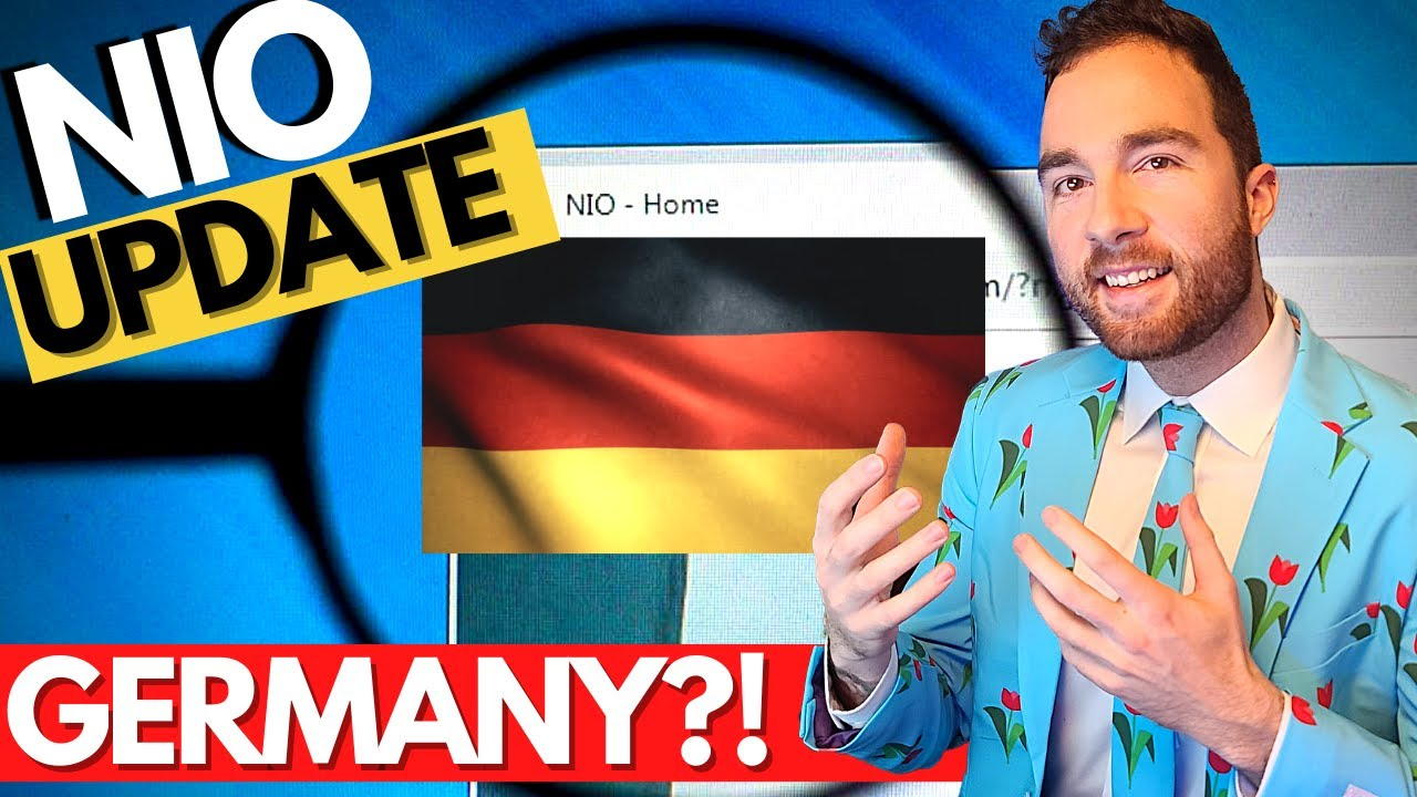 Download NIO Stock | GERMANY!? NEW $80 PRICE? HUGE NIO UPDATE!