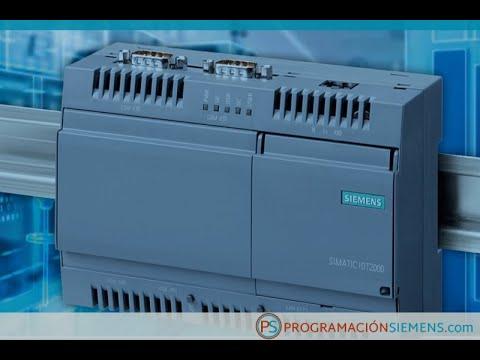 Siemens Simatic IOT2020 (gateway IOT2000) - YouTube