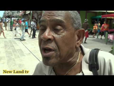 New Land Tv Vous PRESENTE Un Samedi à Pointe à Pitre Guadeloupe