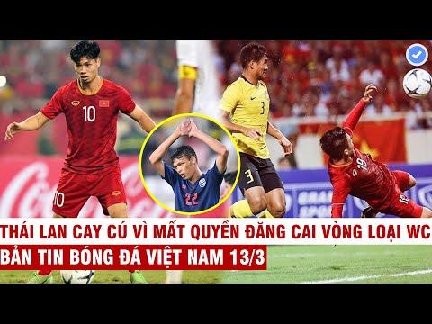 VN Sports 13/3 | Chính thức chốt địa điểm đá VL WC,Q.Hải lọt top tiền vệ hay nhất lịch sử cúp châu Á