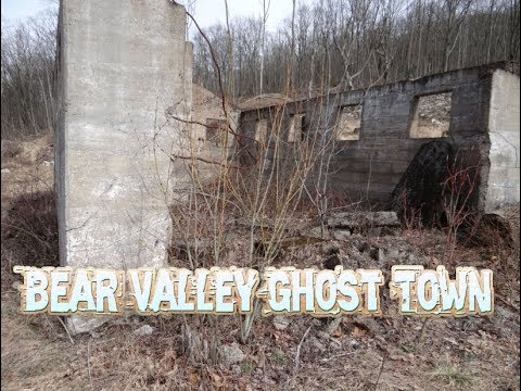 Bear Valley PA Ghost Town