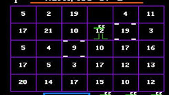 Number Munchers for the Apple II