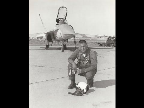 YF-17 Northrop Test Pilot Hank Chouteau Tribute 23 August 2014