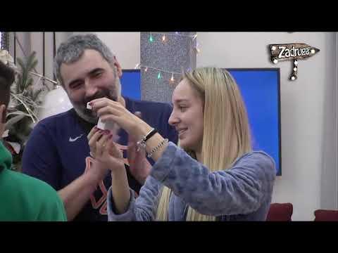 Zadruga 2 - Pokloni Lune Đogani - 31.12.2018.