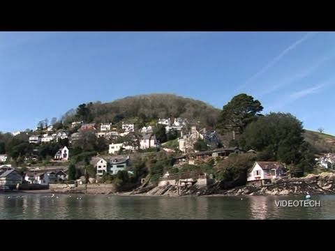 BANKS OF THE RIVER DART (PART 2)  DARTMOUTH CASTLE TO WARFLEET COVE DARMOUTH UK,