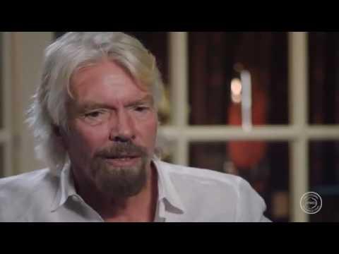 Richard Branson talks about Network Marketing
